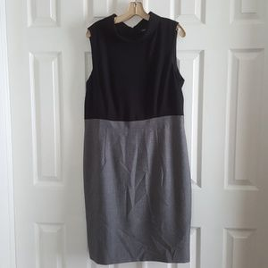 nine west work dress size 14 lined